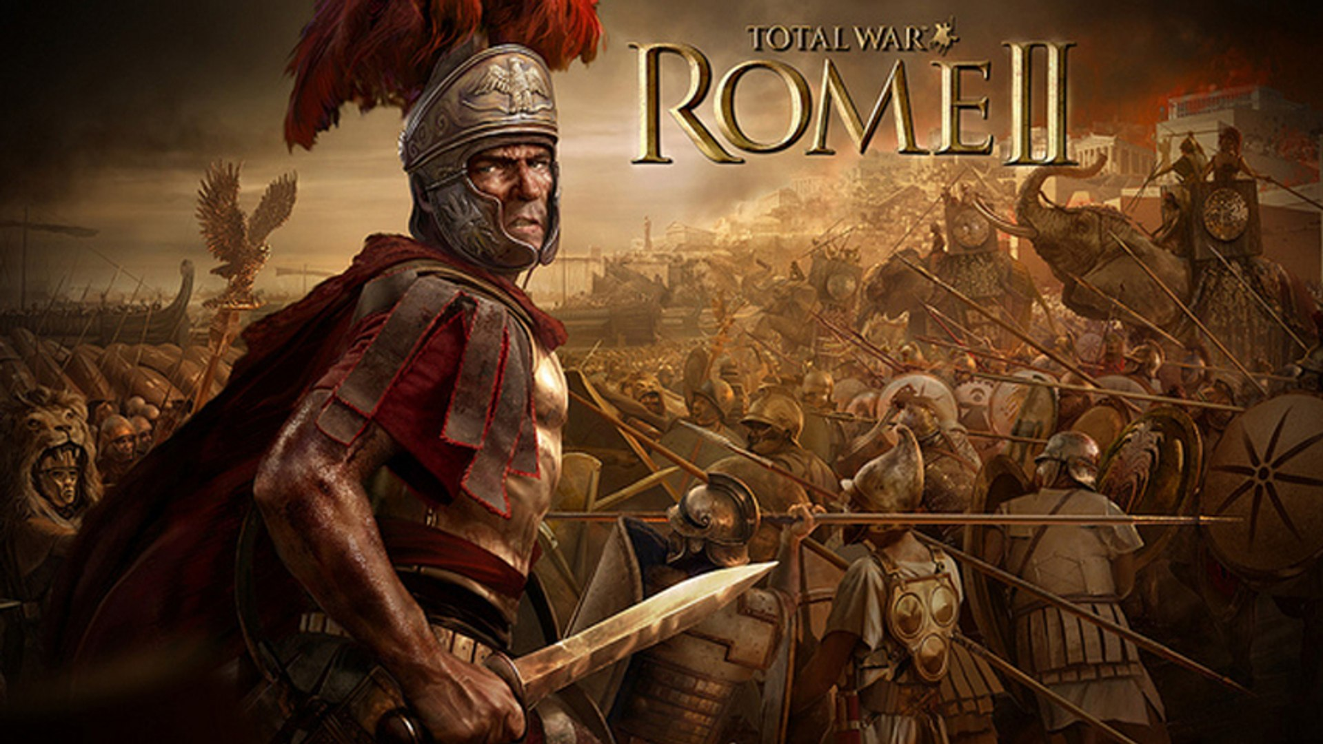 Total War: ROME II presents the Throwing War with Brian Blessed