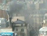 Incendie mortel dans le XIVe arrondissement de Paris