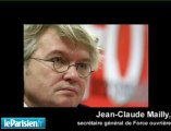 Confiance envers les syndicats de salariés : l'avis de Jean-Claude Mailly (FO)