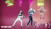 Just Dance 2014 - Bande-Annonce - Blurred Lines (Robin Thicke)