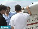 Florilège d'avions loufoques et écolos au Bourget