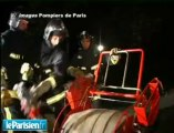 Paris XVe: Deux blessés graves dans un incendie