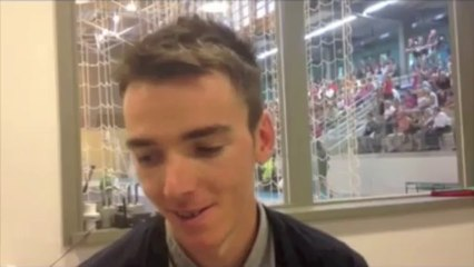 Romain Bardet à Faites du sport 2013