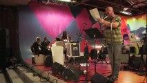 50 ans - Performance de Charles Pennequin