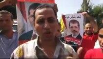 Al Jazeera talks to anti-coup protesters
