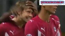 CHAMPIONS LEAGUE: Plasil in gol contro la Juventus nel 2009