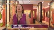 (2e partie ) Musée des beaux-arts de Dijon : inauguration pluvieuse, inauguration joyeuse