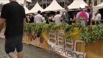 Week end de la bière à Bruxelles