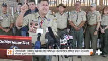 Christian-based Scouting Group Launches After Boy Scouts Allow Gay Youth