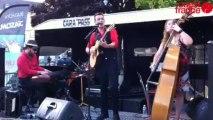 Le groupe Stabar - Le groupe Stabar a joué au kiosque Mozaïc ce samedi à Laval