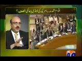 Jirga with Saleem Safi - 7th September 2013 ( 07-09-2013 ) Full On Geo News