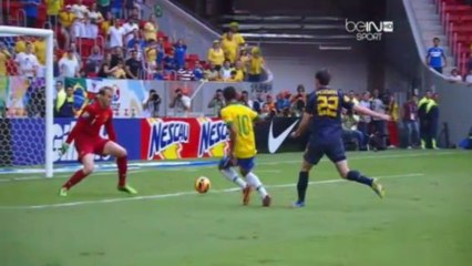 Обзор матча · Бразилия - Австралия - 6:0