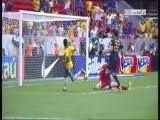 Brasil 6 - 0 Australia-Brazil -  8' Jo Alves de Assis 34'Jo  36'Neymar Da Silva 58'Ramires Santos 73'Alexandre Pato 84'Luiz Gustavo