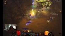 Diablo 3 Patch 1.08 Barbarian Ground n' Pound MP-10 key run Seismic Slam + HotA