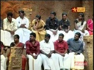 Vijay TV Thamizh Pechu Engal Moochu 08-09-2013   Part 1