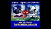 NFL 2011-12 W17 - New York Giants vs Dallas Cowboys 2012-01