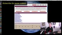 Guitar Software - Fretlight Lesson Player - Overview - Chords, Scales, Tutorials