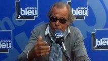 Michel Leeb au festival du film américain de Deauville avec France Bleu.