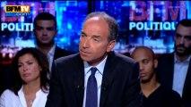 BFM Politique: l'interview BFM business, Jean-François Copé répond aux questions d'Hedwige Chevrillon - 08/09