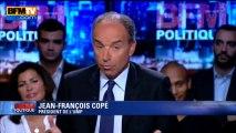 BFM Politique: l'After RMC, Jean-François Copé répond aux questions de Véronique Jacquier - 08/09