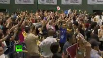 Tokyo 2020  Japan goes wild after getting Summer Olympics