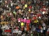 WWF SmackDown - Kurt Angle, Vince McMahon, Triple H and Ric Flair segment