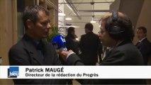 Patrick Maugé, Directeur départemental Loire Haute-Loire de la Tribune Le Progrès de Saint-Etienne