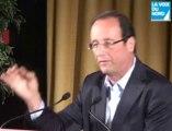 PS - François Hollande, de la réforme fiscale à Fukushima