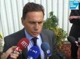 Explosion dans le Gard : Eric Besson évoque « un drame humain » mais « pas de risques radioactifs»