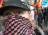 Manifestation identitaire et contre-manifestation antifasciste à Lille (08/10/2011)