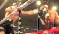 Boxe : le Calaisien Romain Jacob garde son titre de champion de France super-plumes