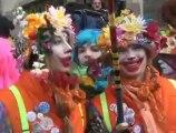 La bande des pécheurs a bien mené sa barque ce dimanche au carnaval de Dunkerque
