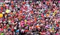 Carnaval de Dunkerque : la bande de Bergues