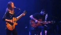 Saint-Saulve : Liz Cherhal au Festival à travers chants (15 mars 2013