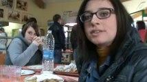L'avis de deux élèves du lycée Jacquard de Caudry sur le repas concocté par le Masterchef 2012 à la cantine