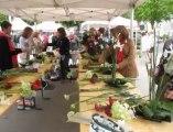 Atelier de confection de bouquets