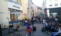 Arras: une jeune fille reprend du Jeff Buckley à la fête de la Musique