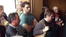 Avesnes-sur-Helpe: arrivée des parties civiles au procès du prof de lycée soupçonné d'extorsion de fonds