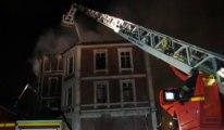 Auberchicourt : un ancien bâtiment des mines désaffecté détruit par les flammes