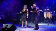 Orchestre Solaris Donne Moi Ton Coeur Stéphanie et Alain (Rousset le 24 Août 2013)