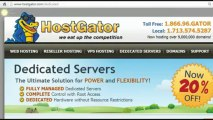 Dedicated Servers Coupon: Cheap Managed Dedicated Server Web Hosting Plans For windows And linux Cpanel and Plesk At Hostgator