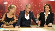 Interview de Benoit Poolevoerde, Virginie Efira et Anne Fontaine pour la sortie du film Mon Pire Cauchemar