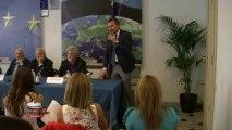 Premio Galileo 2000, Marco Pannella vince il Giglio d'oro per la pace e i diritti umani