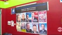 François Hollande élu président par les étudiants de Science Po Lille