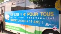 Le bus gratuit pour les jeunes dans le Pas-de-Calais