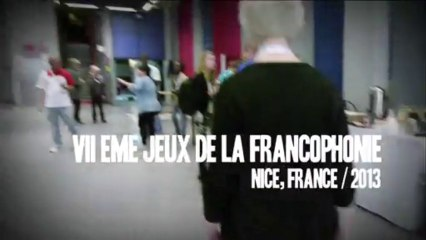 WAF! aux JEUX DE LA FRANCOPHONIE 2013 >L'atelier des artistes