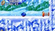 Sonic Advance - Sonic : Ice Mountain Zone Act 2
