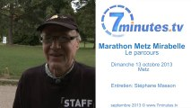 Marathon Metz Mirabelle 2013 - Nouveau Parcours - Claude Encklé
