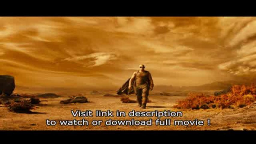 Riddick 1 Stream