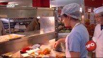 Hôpital : bientôt des plateaux-repas bio ?